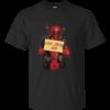 Merc For Hire 2 marvel Cotton T-Shirt