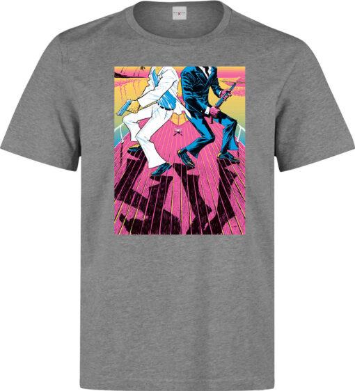 Miami Vice Sonny Crocket Y (Available For Women) Gray Camisole Top Men Ricardo T Shirt