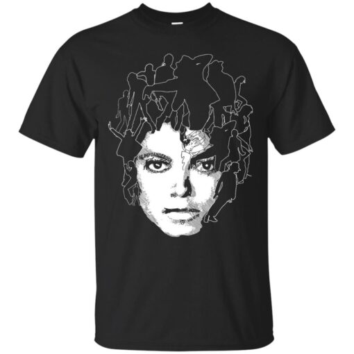 Michael Jackson Tribute Cotton T-Shirt