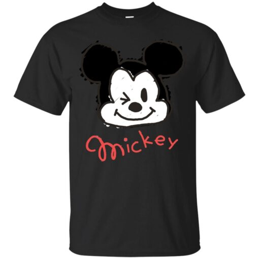 Mickey Cotton T-Shirt