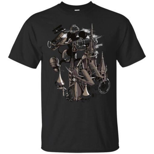 Mickey Kong Cotton T-Shirt
