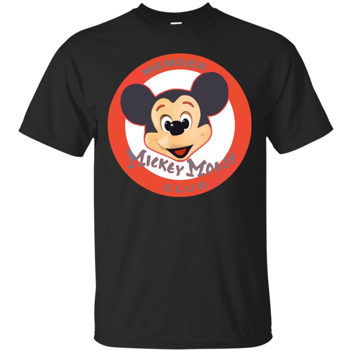 Mickey Mouse Club Cotton T-Shirt