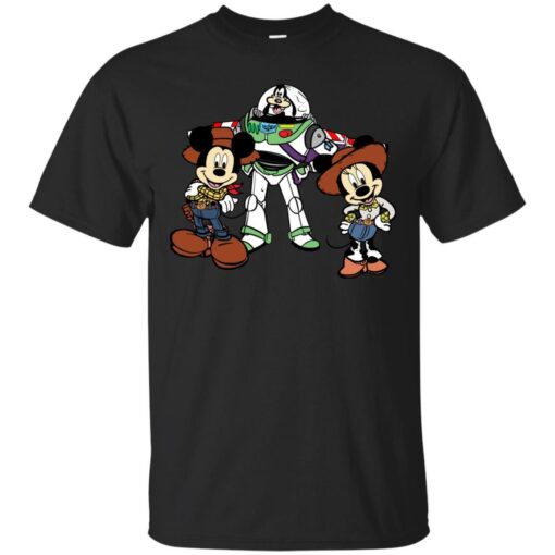Mickey Mouse in Toy Story Cotton T-Shirt