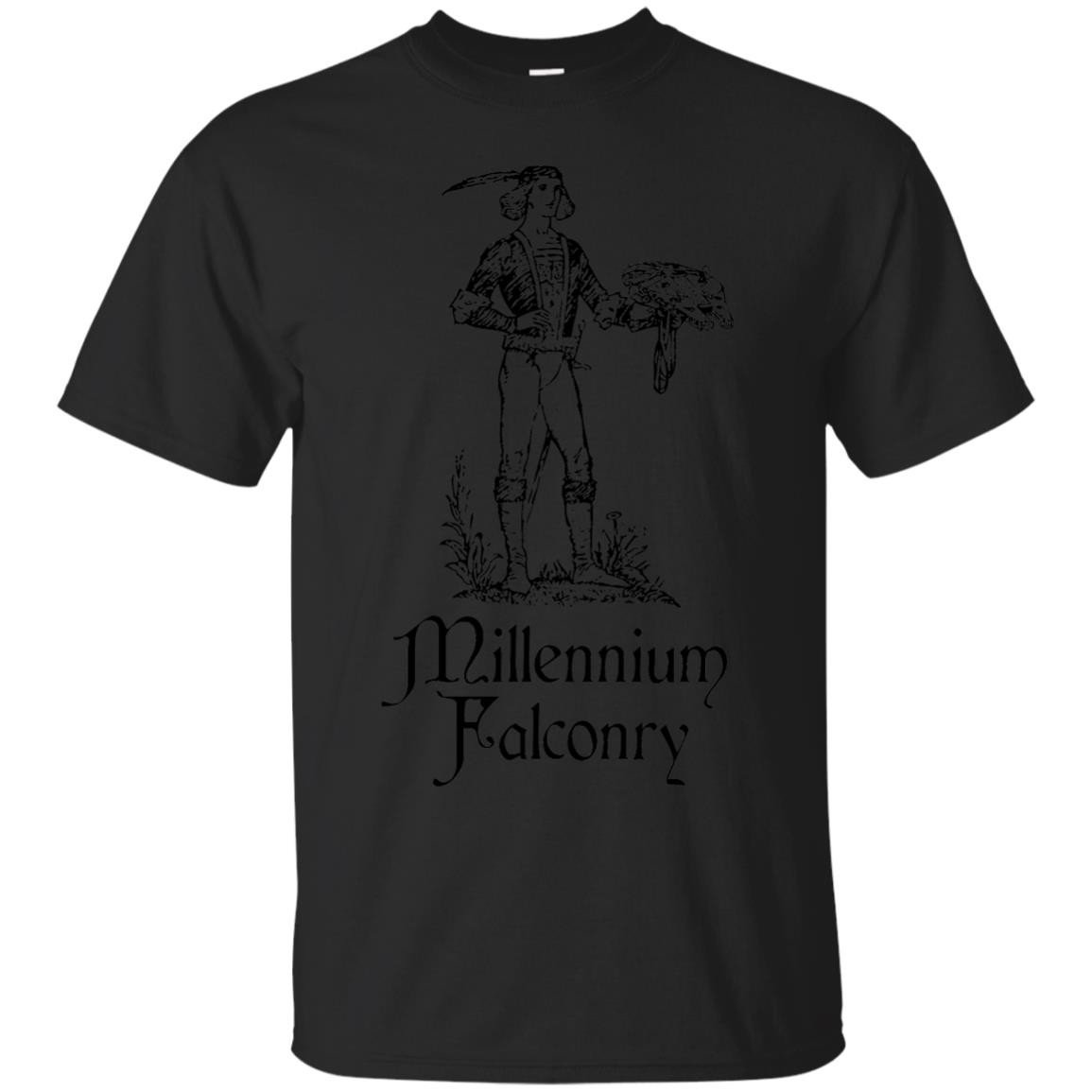 Millennium Falconry Cotton T-Shirt