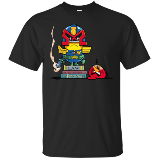 Minion Dredd the minions Cotton T-Shirt
