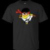 Minion Fighter movie Cotton T-Shirt