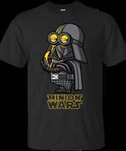 Minion Wars minion Cotton T-Shirt