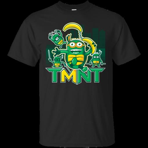Minionangelo mashup Cotton T-Shirt