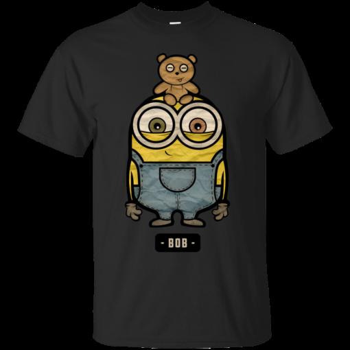 Minions BOB minion Cotton T-Shirt