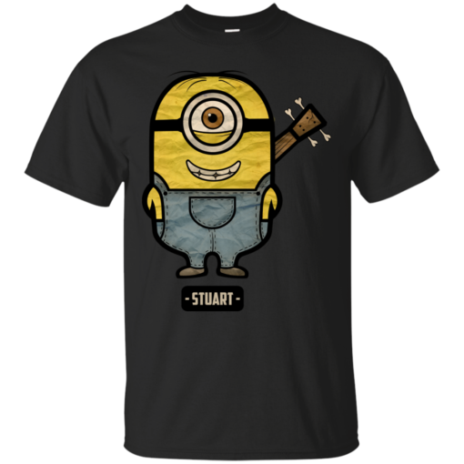 Minions STUART minion Cotton T-Shirt