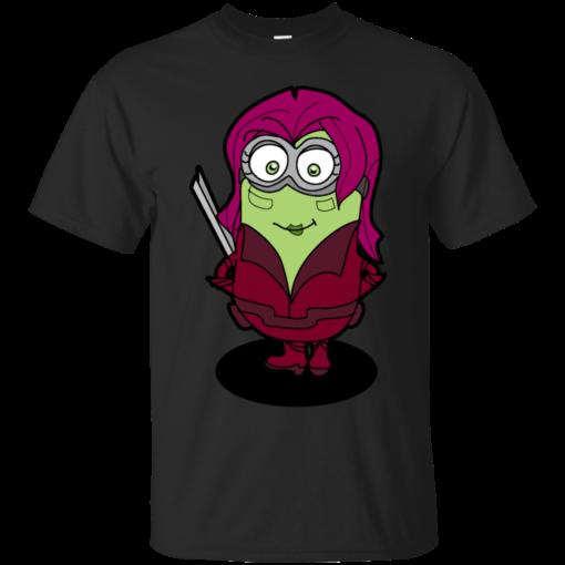 Minora comics Cotton T-Shirt