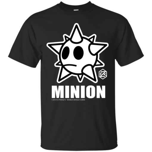 Minos MINION minion Cotton T-Shirt