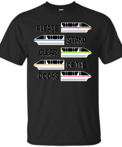 Monorails Cotton T-Shirt