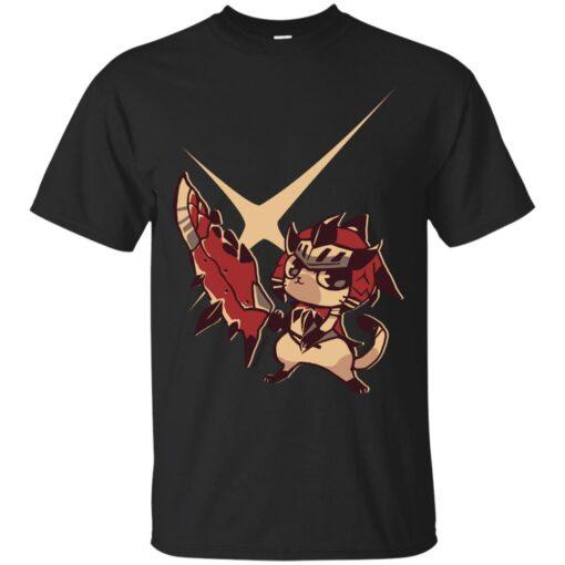 Monster Hunter Felyne Cotton T-Shirt