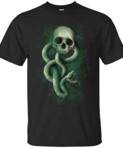 Morsmordre Cotton T-Shirt