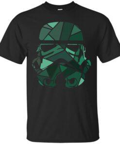 Mosaic Stormtrooper Cotton T-Shirt