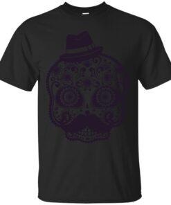 Mr Sugar Skull Cotton T-Shirt