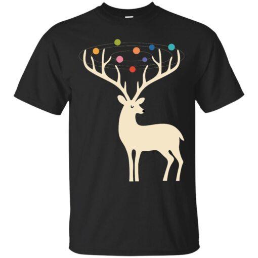 My Deer Universe Cotton T-Shirt
