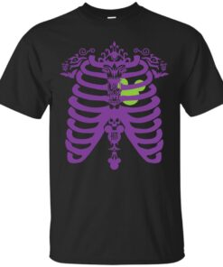 My Disney Heart belongs to the Haunted Mansion by Topher Adam Cotton T-Shirt