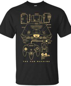 N64 Cotton T-Shirt