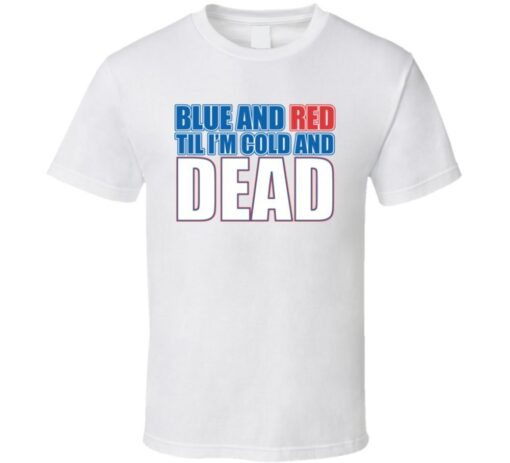 New York Hockey Fan T Shirt