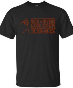 Nick Rivers on Tour Vintage Cotton T-Shirt