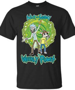 Nick and Sunday Cotton T-Shirt