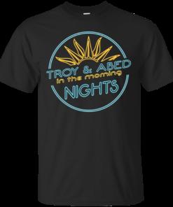 Nights Cotton T-Shirt
