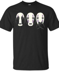 No Evil no text version Cotton T-Shirt