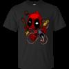 Not safe for kids deadpool Cotton T-Shirt