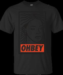 OHBEY Cotton T-Shirt