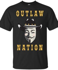 OUTLAW NATION Cotton T-Shirt