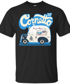 Ode to Cornetto 2 Cotton T-Shirt