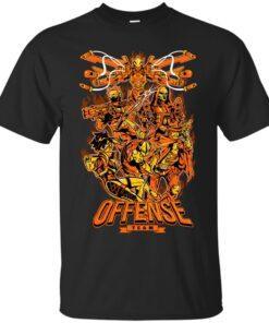 Offense Team Cotton T-Shirt