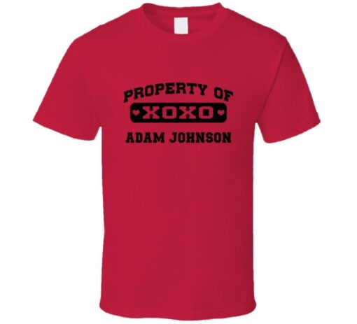 Owned By Adam Johnson 2003 Minnesota Baseball T Shirt