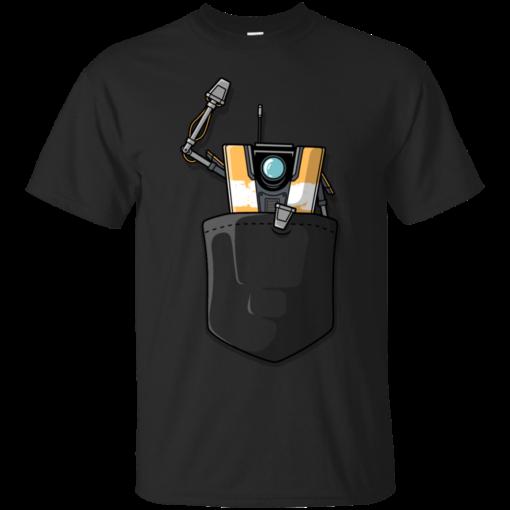 P0ck37 claptrap Cotton T-Shirt