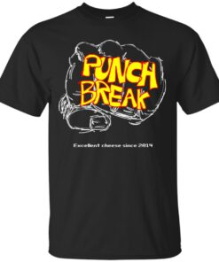 PUNCHBREAK Cotton T-Shirt