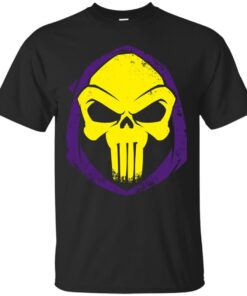 PUNISHOR Cotton T-Shirt
