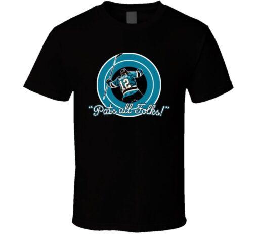Patrick Marleau San Jose Hockey Playe T T Shirt