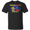 Perfect street fighter minions funny geeky scifi gaming artsy videogames Cotton T-Shirt