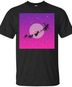 Peter Pan Magical Night Cotton T-Shirt