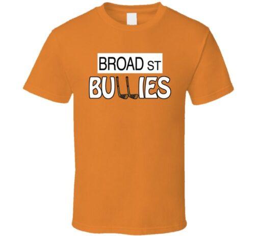 Philadelphia Hockey Player T Shirt