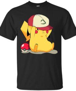 Pika choo T Pika Choo  Cutest Poke mon Cotton T-Shirt