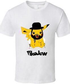 Pikajew Pokemon Pikachu Funny Jewish T T Shirt