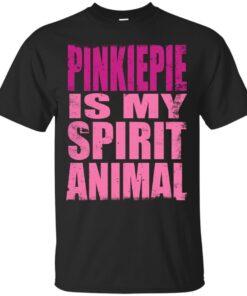 Pinkie Pie is my Spirit Animal Cotton T-Shirt