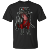 PitPool deadpool Cotton T-Shirt