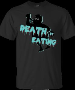 Pizza Death Cotton T-Shirt