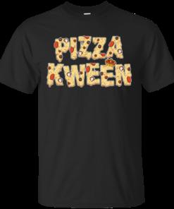 Pizza Kween Cotton T-Shirt