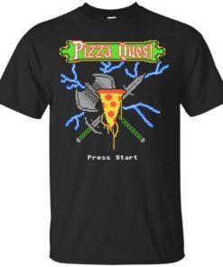 Pizza Quest Cotton T-Shirt