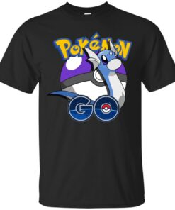 Pokemon Go Dratini Cotton T-Shirt